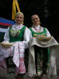 1. Международный фольклорный фестиваль «Славянский Свет». 11.07.2009.