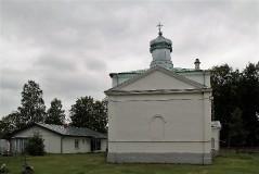 2. Храм святителя Николая Чудотворца в Муствеэ. 24.07.2013.