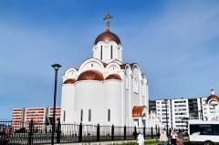 3. Храм в честь иконы Божией Матери «Скоропослушница»