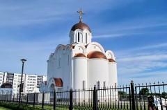 5. Храм в честь иконы Божией Матери «Скоропослушница»