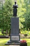 3. Памятник героям Освободительной войны 1918-1920 гг. в Тудулинна. 23.07 .2013.