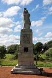 4. Памятник героям  Освободительной войны в Люганусе. 24.08.2013.