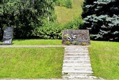 3. Памятник у Коксовой горы. Кивиыли. 7.08.2013.