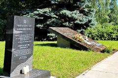 5. Памятник у Коксовой горы. Кивиыли. 7.08.2013.
