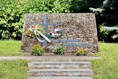 7. Памятник у Коксовой горы. Кивиыли. 7.08.2013.